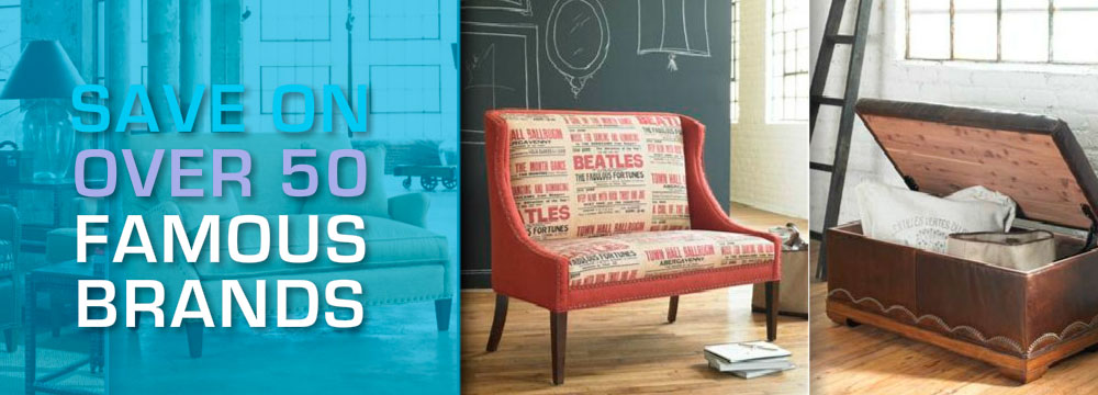Furniture Brand Discounts